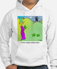 Frog, Formerly Known as Prince Hoodie
