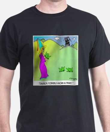 Frog, Formerly Known as Prince T-Shirt