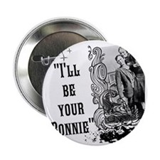 "Bonnie 2.25"" Button"