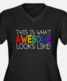 Awesome Looks Like Plus Size T-Shirt
