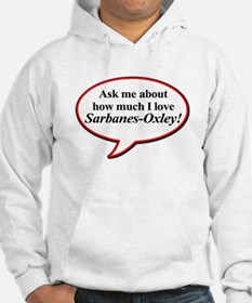 Ask me about Hoodie
