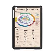 YOGA INFOGRAPHIC iPad Mini Case