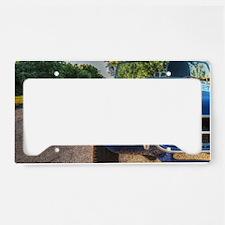 Cobra License Plate Holder