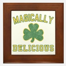 magiclly_delicious-vintage Framed Tile