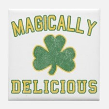 magiclly_delicious-vintage Tile Coaster