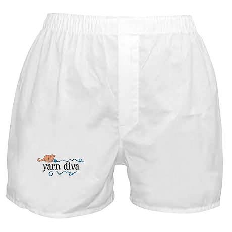 Yarn Diva Boxer Shorts