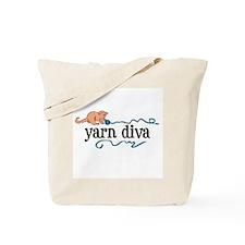 Yarn Diva Tote Bag