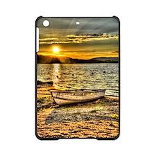 Sun Set over the lake iPad Mini Case