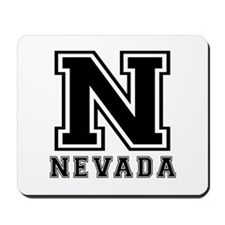 Nevada State Designs Mousepad