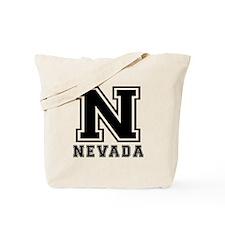 Nevada State Designs Tote Bag