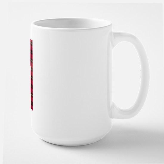 Tartan - Wallace Large Mug