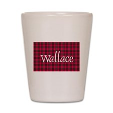 Tartan - Wallace Shot Glass