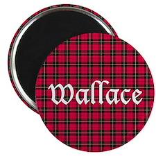 Tartan - Wallace Magnet