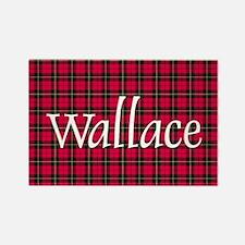 Tartan - Wallace Rectangle Magnet