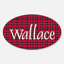 Tartan - Wallace Decal