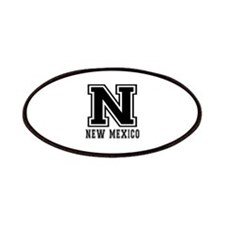 New Mexico State Designs Patches
