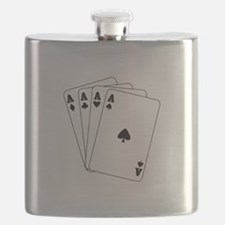 Aces Flask