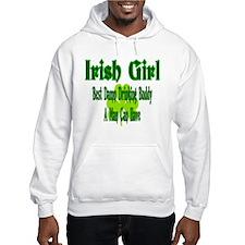 Irish Girl (Drinking Buddy) Hoodie