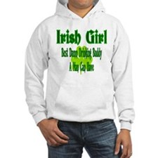 Irish Girl (Drinking Buddy) Hoodie