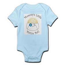 Mommy's Little Matzo Ball Body Suit