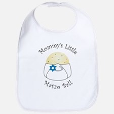 Mommy's Little Matzo Ball Bib