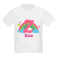 Personalized Z Monogram T-Shirt