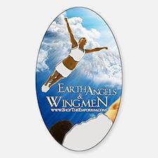 Earth Angels & Wingmen  Decal