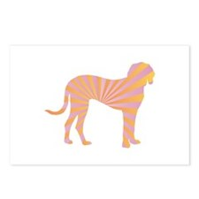 Coonhound Rays Postcards (Package of 8)