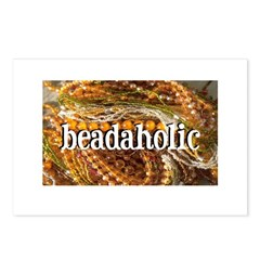 Beadaholic Postcards (Package of 8)