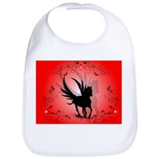 Horse with wings Bib