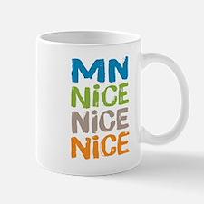 Minnesota Nice Nice Nice Mugs