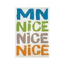 Minnesota Nice Nice Nice Magnets