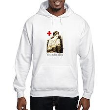 WWI Knitter Hoodie