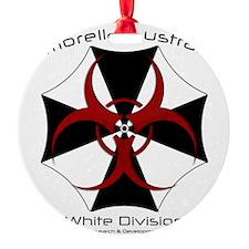 Umbrella Australia - White Division Ornament