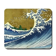 The Great Wave Mousepad