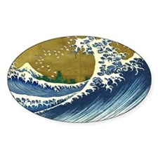 The Great Wave Decal