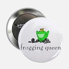 Yarn - Frogging Queen Button