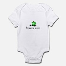 Yarn - Frogging Queen Infant Bodysuit