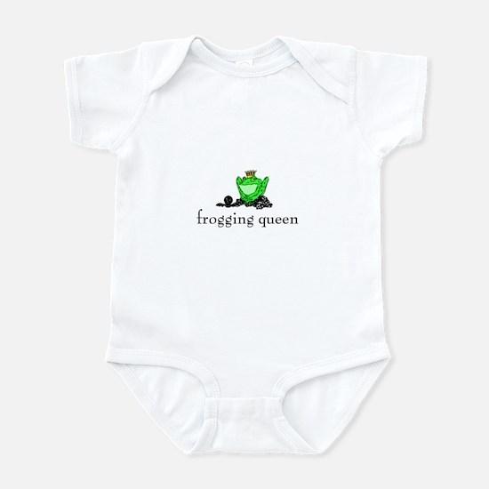 Yarn - Frogging Queen Infant Bodysuit