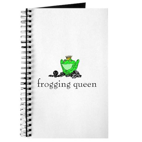 Yarn - Frogging Queen Journal