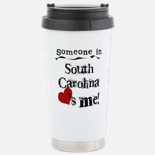 Someone in South Carolina Mugs