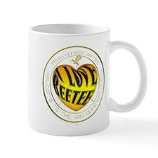 I Love Beetee Heart Mug