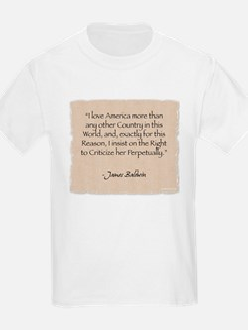 Kids T-Shirt: I love America