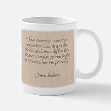 Mug: I love America