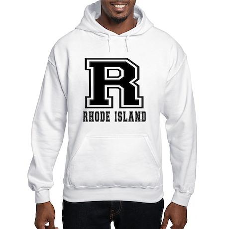 Rhode Island State Designs Hooded Sweatshirt
