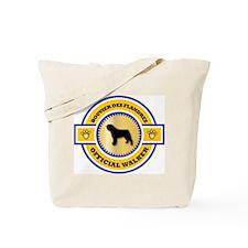Bouvier Walker Tote Bag