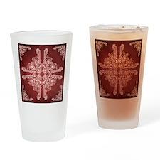 BURGUNDY Drinking Glass
