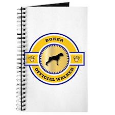 Boxer Walker Journal