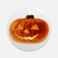 Halloween01LN Ornament (Round)