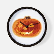 Halloween01LN Wall Clock